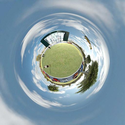 cannabis 360 degree interactive virtual exhibition experience