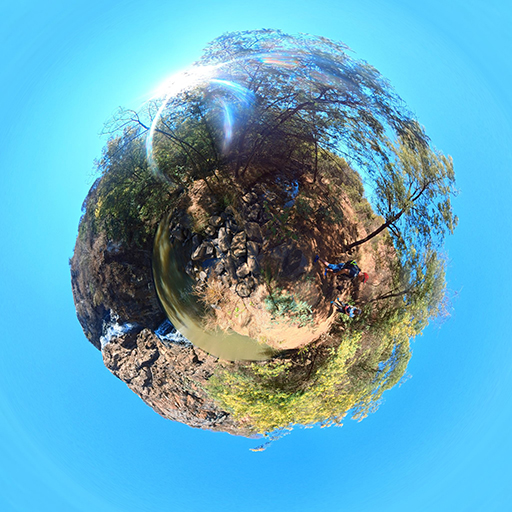 the kingfisher lodge resort virtual experience tiny planet